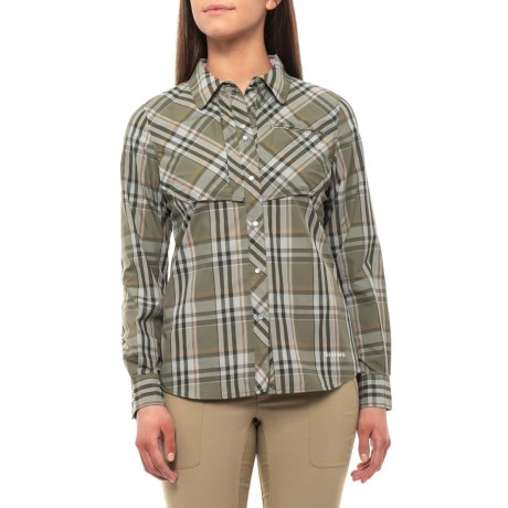 Image of Big Sky Shirt - UPF 20+, Long Sleeve (For Women)