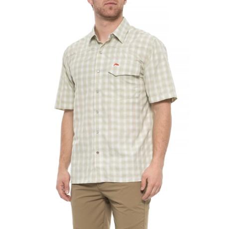 Image of Big Sky Shirt - UPF 50+, Short Sleeve (For Men)