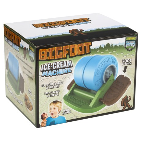 Image of Bigfoot Ice Cream Maker