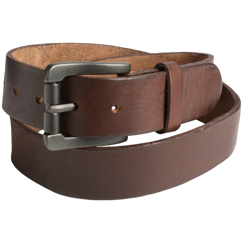 bill adler classic vintage leather belt for save 49