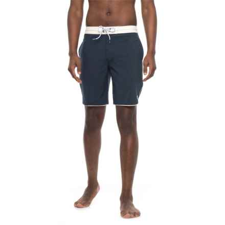 Billabong 73 Lo Tides Boardshorts (For Men) in Navy - Closeouts