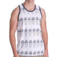 Billabong Andy Davis Man-O-The-Sea Tank Top (For Men) in White - Closeouts