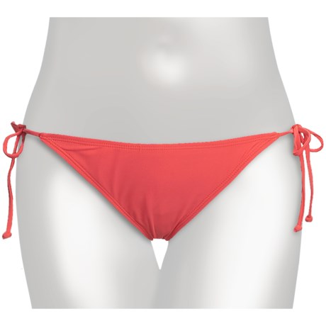 Billabong Ava Bikini  Bottoms (For Women) in Neon Coral