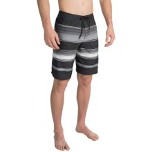 Billabong Barra X Boardshorts (For Men) in Black - Closeouts