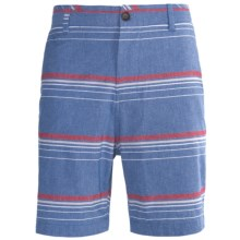 Billabong Cali Stripe Walkshorts (For Men) in Royal - Closeouts