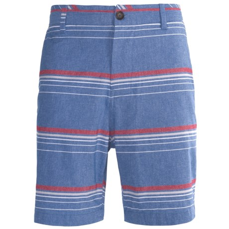Billabong Cali Stripe Walkshorts (For Men) in Royal