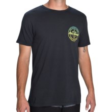 Billabong Coopertown T-Shirt - Short Sleeve (For Men) in Phantom - Closeouts