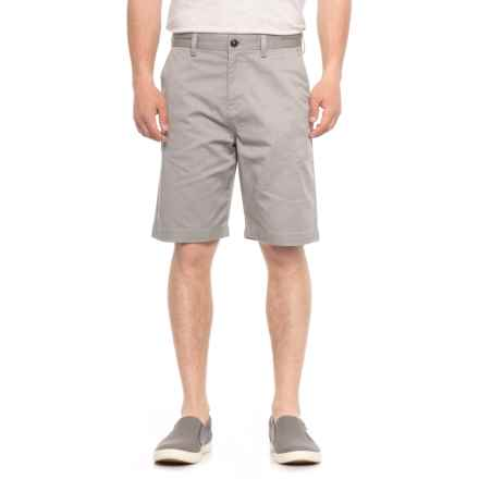 Billabong Daily Walk Stretch Shorts (For Men) in Grey Heather - Closeouts