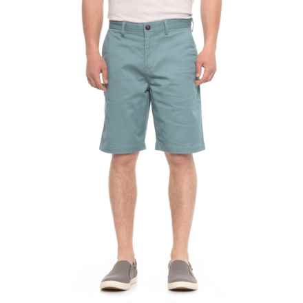 Billabong Daily Walk Stretch Shorts (For Men) in Light Steel - Closeouts