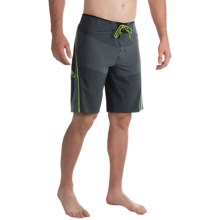 Billabong Fluid X Airlite Boardshorts (For Men) in Neo Lime - Closeouts