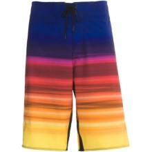 Billabong Flux Boardshorts - Recycled Materials (For Big Men) in Multi - Closeouts