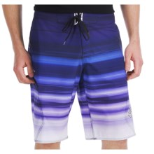 Billabong Flux Boardshorts - Recycled Materials (For Men) in Purple - Closeouts
