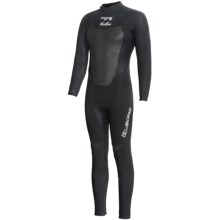 Billabong Foil 403 GBS Wetsuit - 4/3mm (For Men) in Black - Closeouts