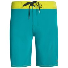 Billabong Habits Boardshorts (For Men) in Turquoise - Closeouts