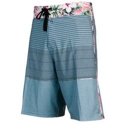 Billabong Inject Boardshorts (For Men) in Light Blue