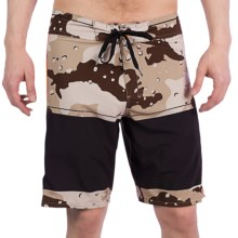 Billabong Invert Boardshorts (For Men) in Dessert Camo - Closeouts