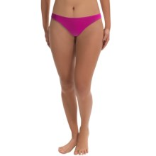 Billabong Lee Biarritz Bikini Bottoms (For Women) in Fiesta Fushia - Closeouts