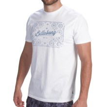 Billabong Mosaic T-Shirt - Short Sleeve (For Men) in White - Closeouts