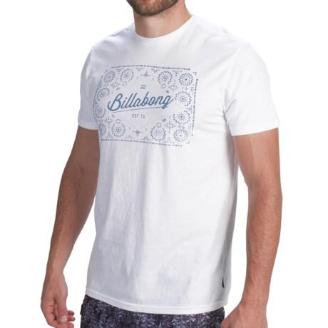 Billabong Mosaic T Shirt Short Sleeve (For Men)