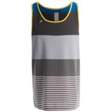 Billabong Multi-Stripe Tank Top - Sleeveless (For Men) in Komplete Stripe Black - Closeouts