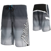 Billabong Occy Supreme Boardshorts (For Men) in Grey - Closeouts
