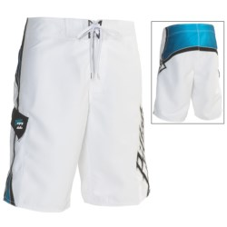 Billabong Occy Supreme Boardshorts (For Men) in White