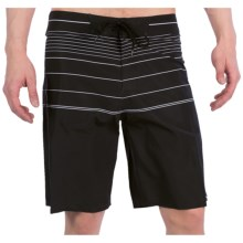 Billabong PX Inject Boardshorts (For Men) in Black - Closeouts