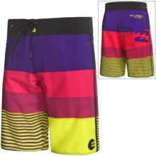 Billabong Recycler Series Board Shorts (For Men) in Komplete Multi - Closeouts