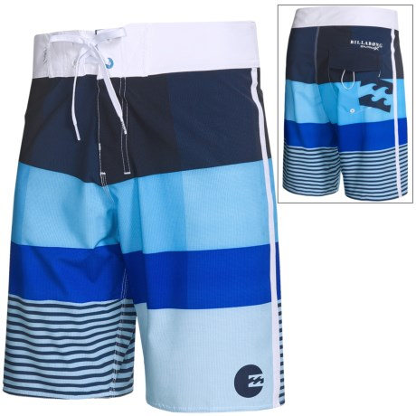 Billabong Recycler Series Boardshorts (For Men) in Komplete Blue