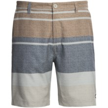 Billabong Reeves Hydrostretch Walkshorts (For Men)