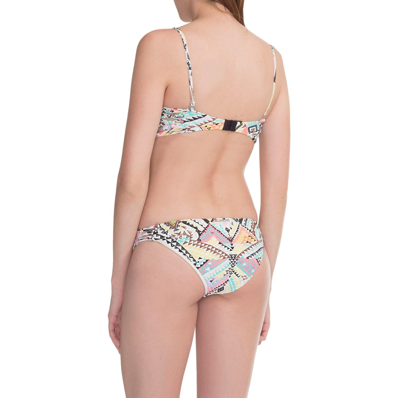 Safari bikini top