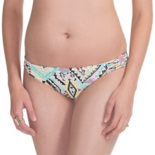Billabong Safari Tropic Bikini Bottoms (For Women) in Multi - Closeouts