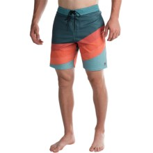 Billabong Slice Lo Tides Boardshorts (For Men) in Haze - Closeouts