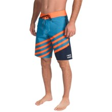 "Billabong Slice X Boardshorts - 10"" (For Men) in Haze - Closeouts"