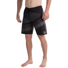 Billabong Slice X Boardshorts (For Men) in Stealth - Closeouts