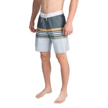 Billabong Spinner Lo Tides Boardshorts (For Men) in Grey - Closeouts