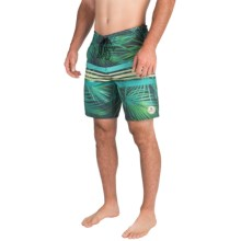 Billabong Spinner Palmdale Lo Tides Boardshorts (For Men) in Mint - Closeouts