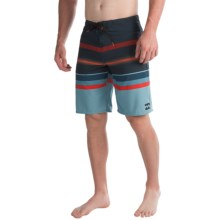Billabong Spinner X Boardshorts (For Men) in Overcast - Closeouts