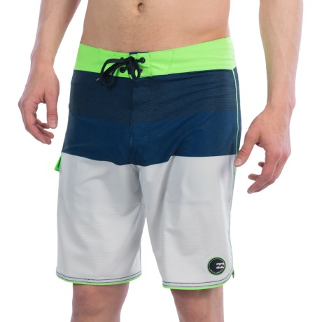 Billabong Striker Stack Boardshorts (For Men) in Navy
