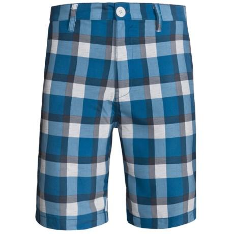 Billabong Stringer Hybrid Shorts (For Men) in Dark Teal