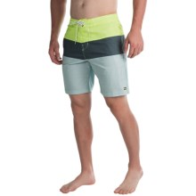 Billabong Tribong Lo Tides Boardshorts (For Men) in Haze - Closeouts