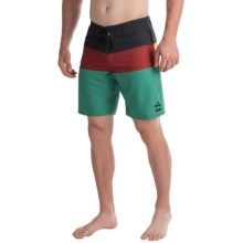 Billabong Tribong X Boardshorts (For Men) in Rasta - Closeouts