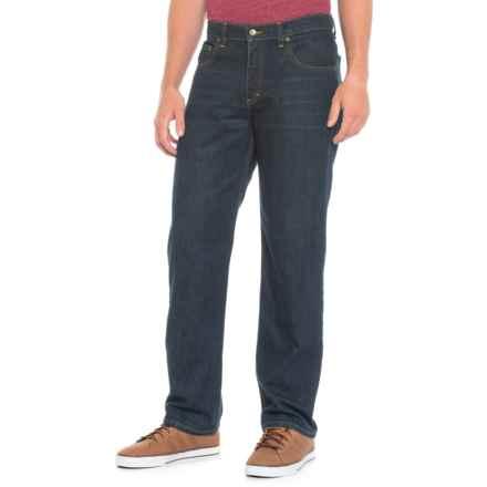 Bills Khakis 5-Pocket Classic Fit Jeans - Straight Leg (For Men) in Denim Rinse - Overstock