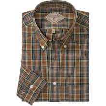 Bills Khakis Ancient Tartan Shirt - Long Sleeve (For Men) in Brown - Overstock