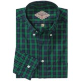 Bills Khakis Ancient Tartan Shirt - Long Sleeve (For Men)