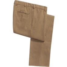Bills Khakis Hudson M2 Pants - Stretch Cotton Twill (For Men) in Khaki - Overstock