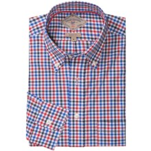 Bills Khakis Independence Shirt - Long Sleeve (For Men) in William Plaid - Closeouts
