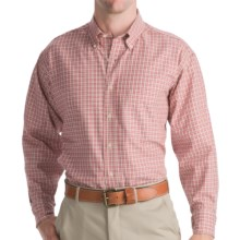 Bills Khakis Livingston Shirt - Long Sleeve (For Men) in Umber - Closeouts