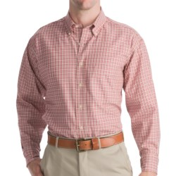 Bills Khakis Livingston Shirt - Long Sleeve (For Men) in Umber