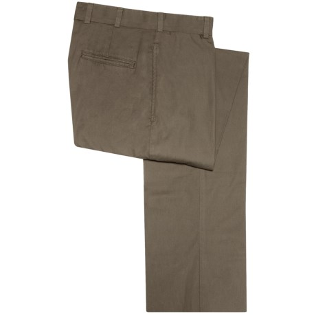 Bills Khakis M1 Cotton Poplin Pants (For Men) in Olive